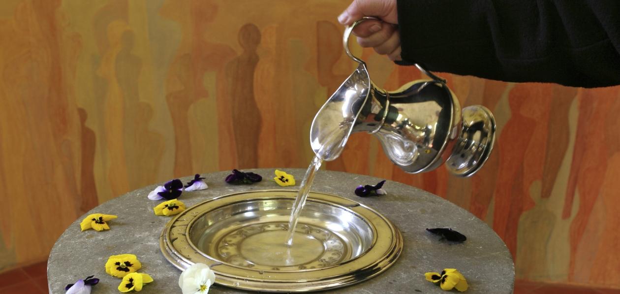 Ev Kirchengemeinde Essen überruhr Taufe